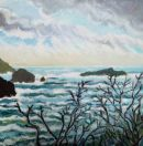 Mullion Cove Windy Day