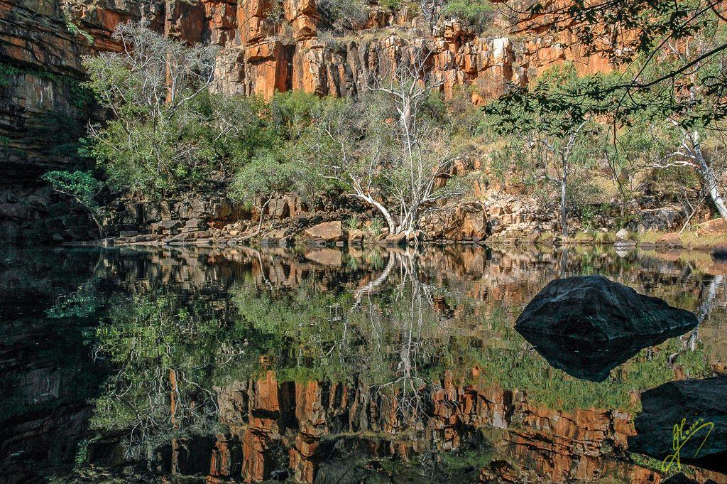 Adcock Gorge, The Kimberleys, Western Australia.
