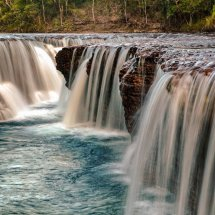 Eliot Falls, Cape York, Queensland.