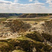 Horsethief Canyon, Drumheller, Alberta.