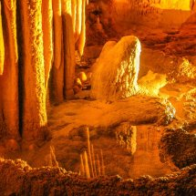 Jenolan Cave, New South Wales.
