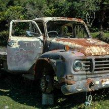 Old Truck en-route to Rotorua