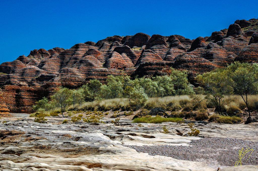 Purnululu National Park (The Bungle Bungles), Western Australia.