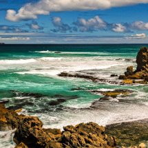 The Crags, Port Fairy, Victoria.