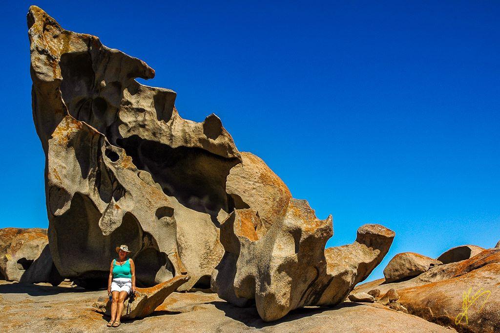 The Remarkables, Kangaroo Island, South Australia.