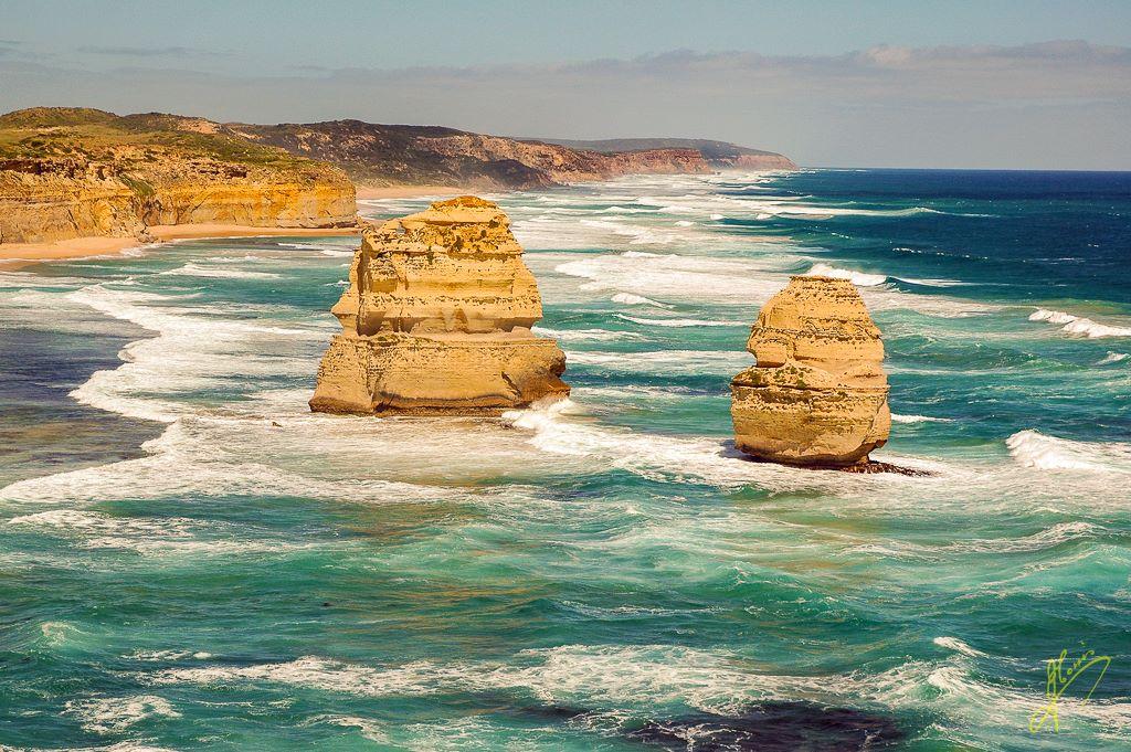 Twelve Apostles, Great Ocean Road, Victoria.