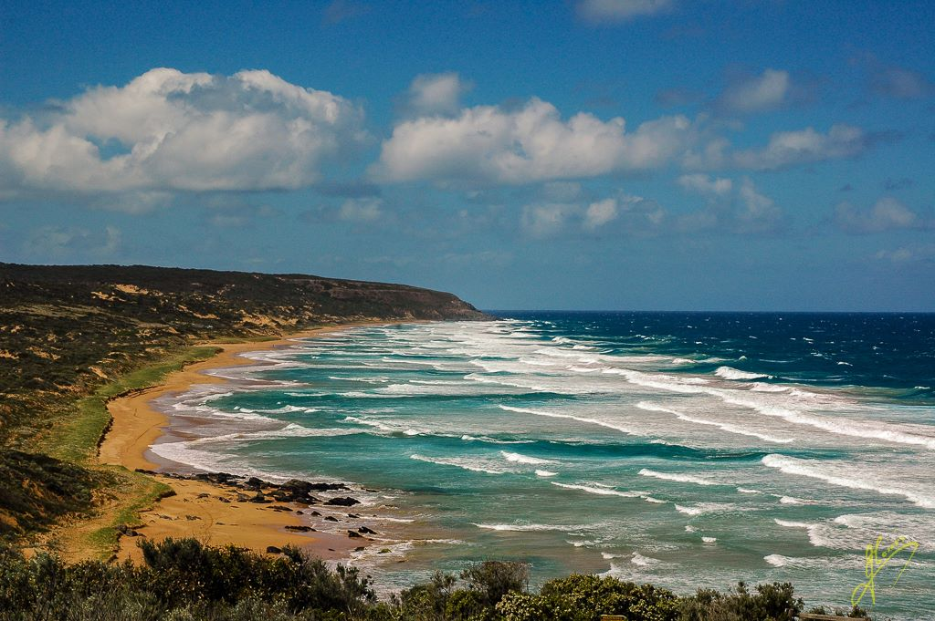 Waitpinga Beach, South Australia.