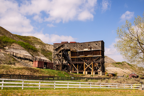 Atlas Coal Mine 'Tipple'.