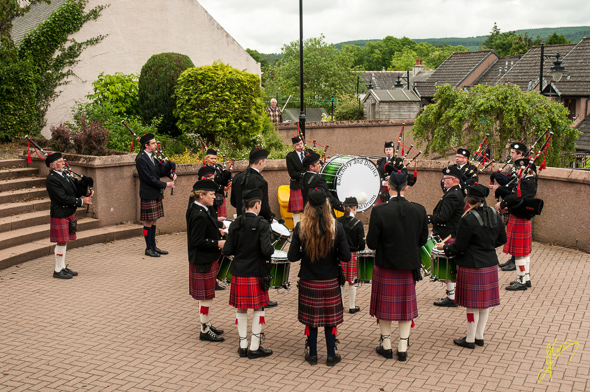 Banchory Pipe and Drum Band
