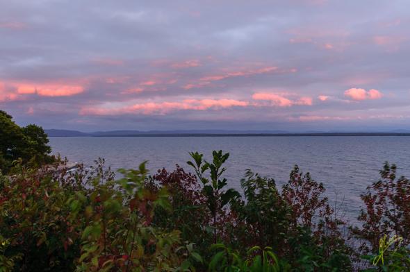 Batchawana Bay.