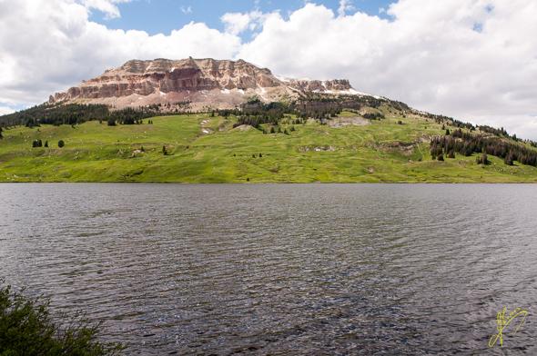 Beartooth Lake.