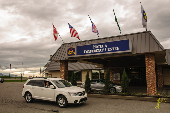 Best Western, Chilliwack.