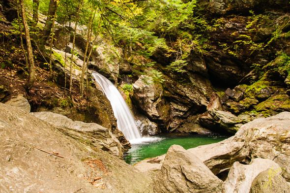 Bingham Falls.