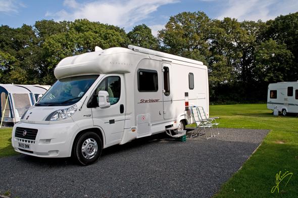 Blackmoor Camping and Caravan Club Site