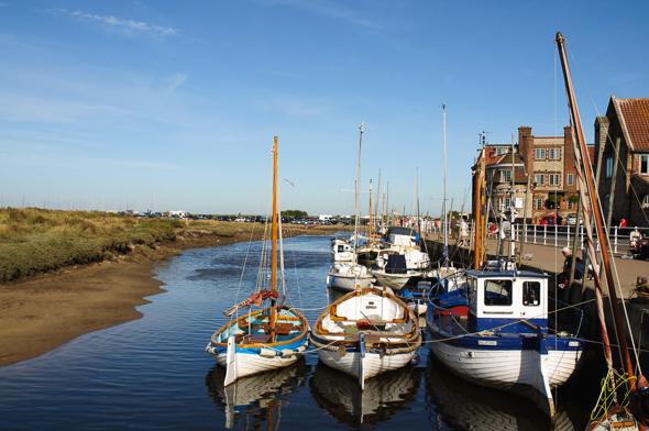 Blakeley Quay.