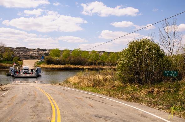 Bleriot Ferry.