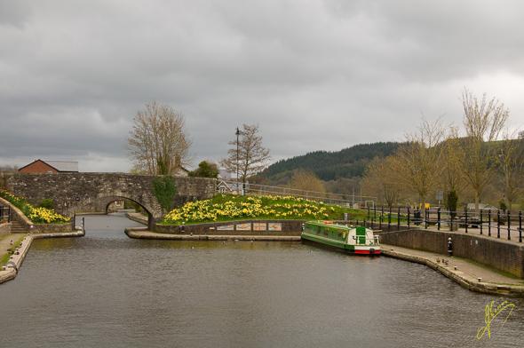 Brecon Canal Basin.