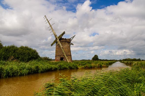 Brograve Mill.
