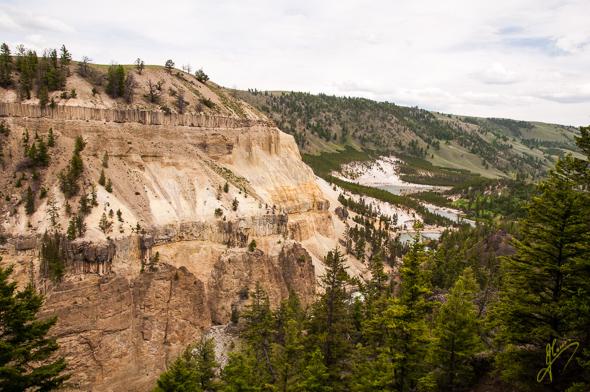 Calcite View Overlook.