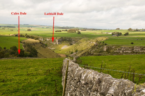 Cales and Lathkill Dales.