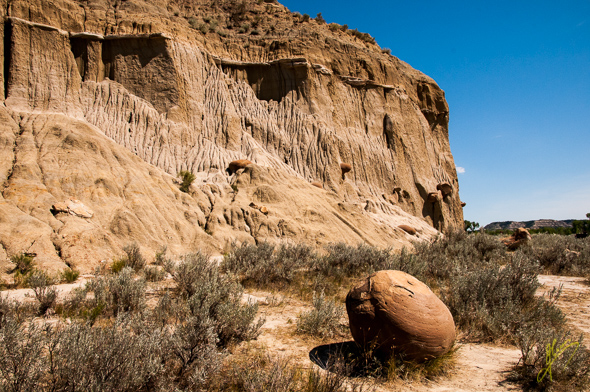 Cannonball Concretions.