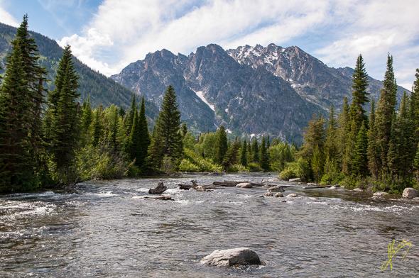 Cottonwood Creek.