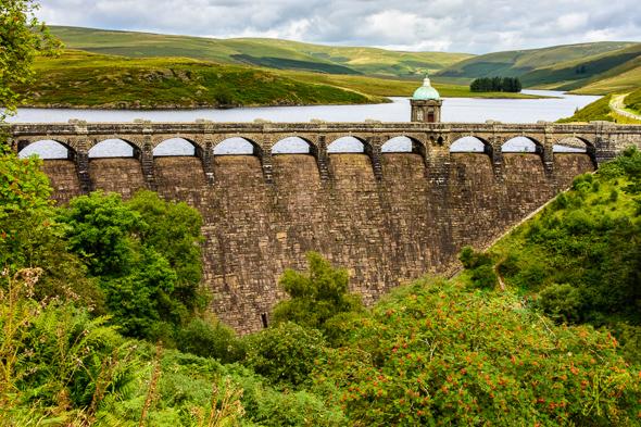 Craig Goch Dam.