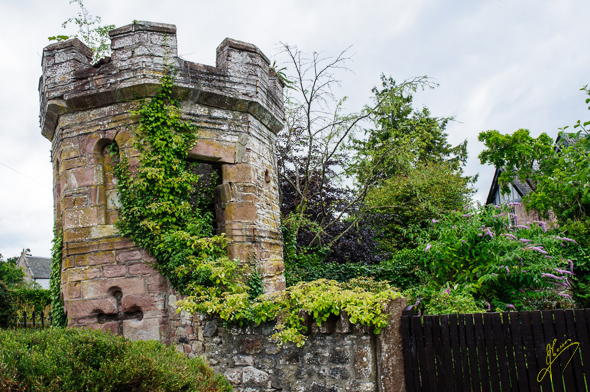 Dingwall Castle Folly.