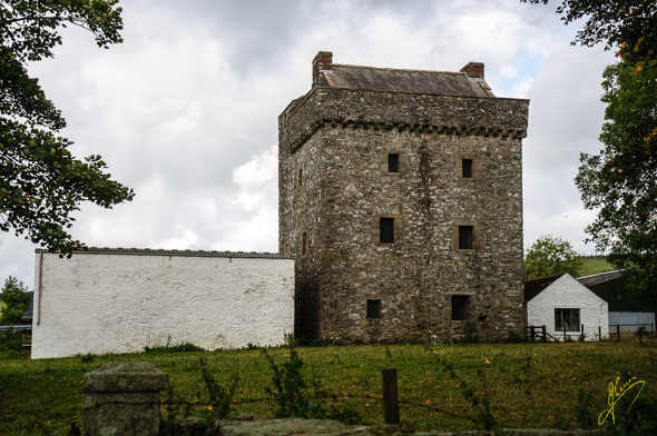 Drumcoltran Tower.