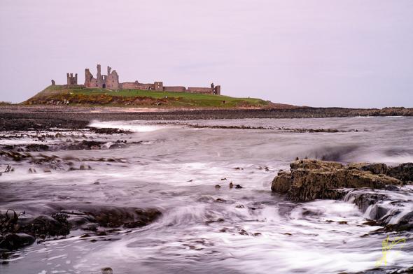 Dunstanburgh Castle.