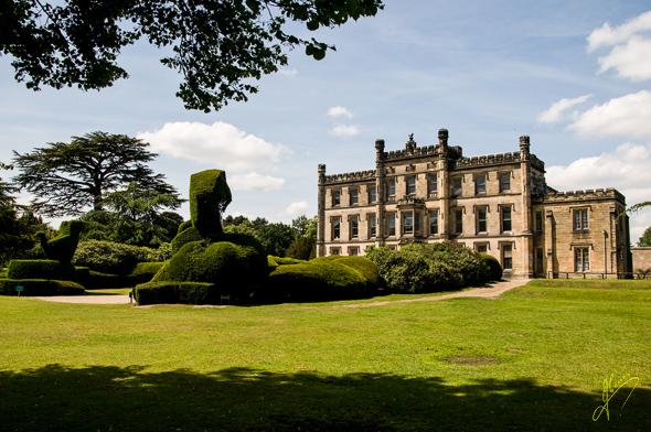 Elvaston Castle.