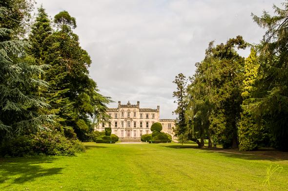 Elvaston Castle..
