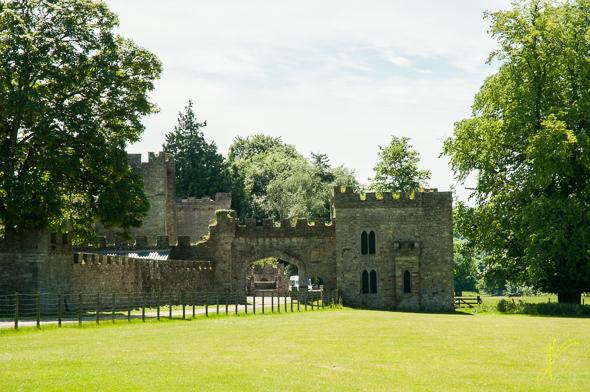 Featherstone Castle.