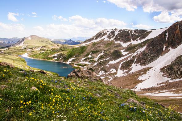 Gardner Lake.