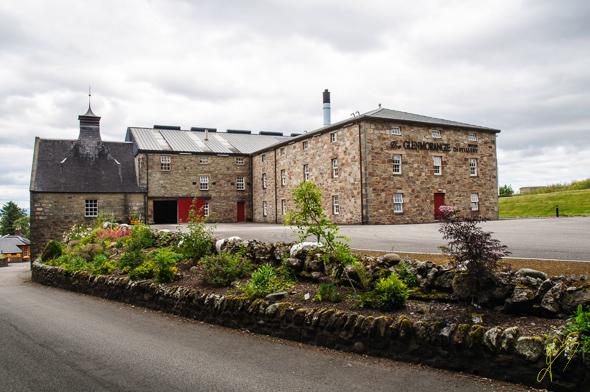 Glenmorangie Distillery.