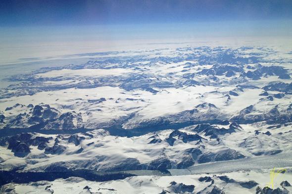Greenland Icecap.