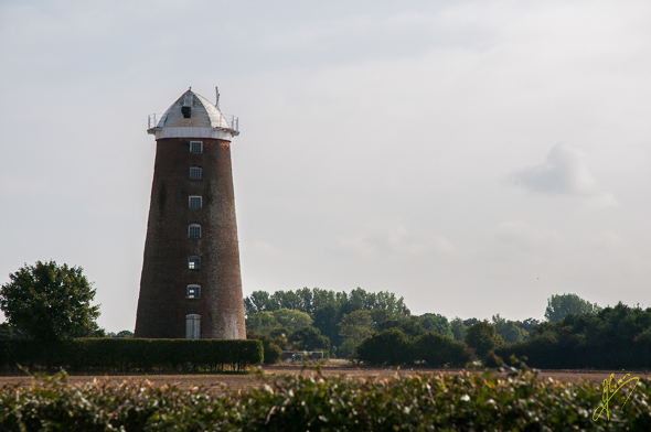 Hickling Mill. (See text  23rd September 2013)