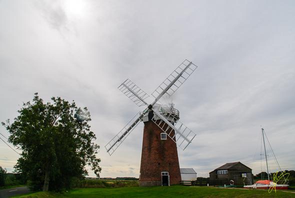 Horsey Mill.