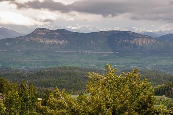 Index and Pilot Peak Overlook.