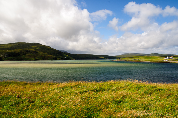 Keodale, Kyle of Durness.