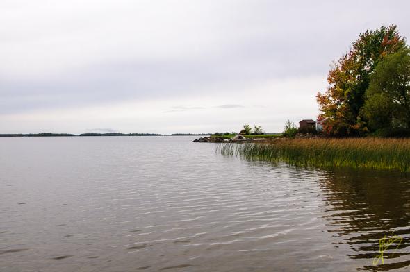 Lake Nipissing.