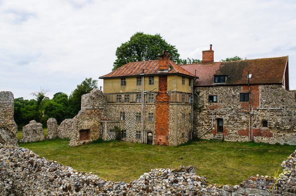 Leiston Abbey.
