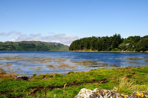 Loch Ewe.