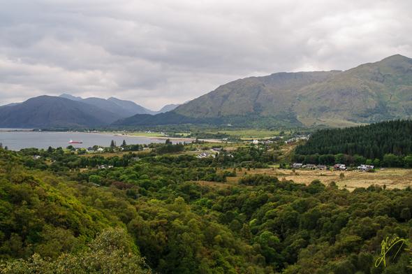 Loch Linnhe View.