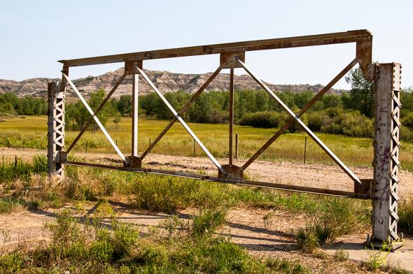 "The ""photogenic"" Lost Bridge."