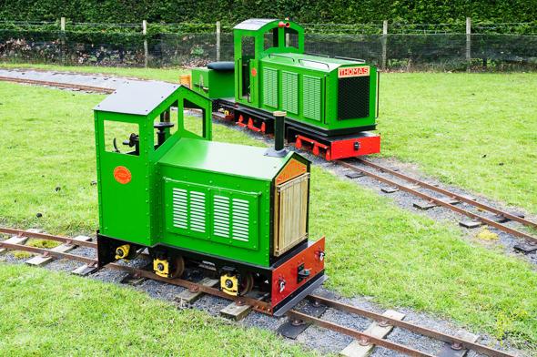 Maiden Law Railway.