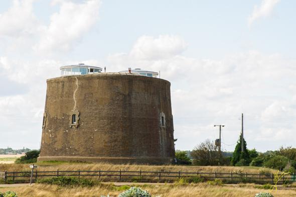Martello Tower.