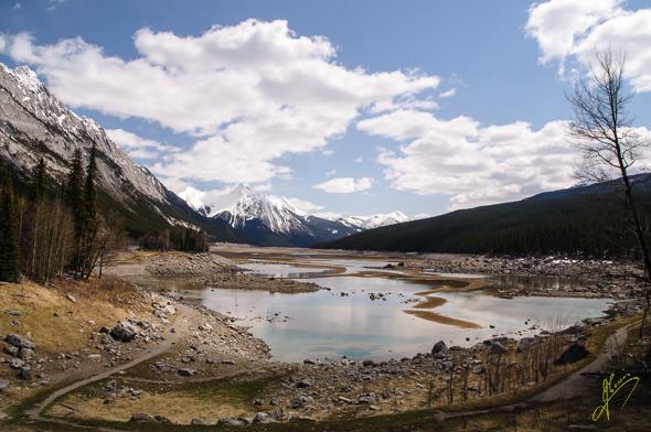 Medicine Lake.