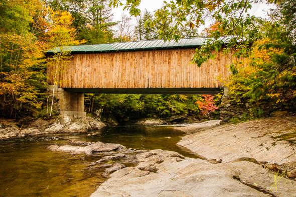 Montgomery Covered Bridge, Watersfield.