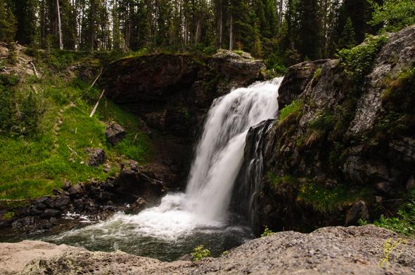 Moose Falls.